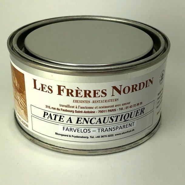 Farveløs voks L.F.N. 250 ml.