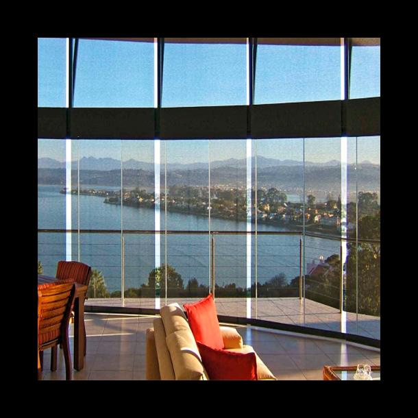 Serge Ferrari's - Soltis Horizon solskærm