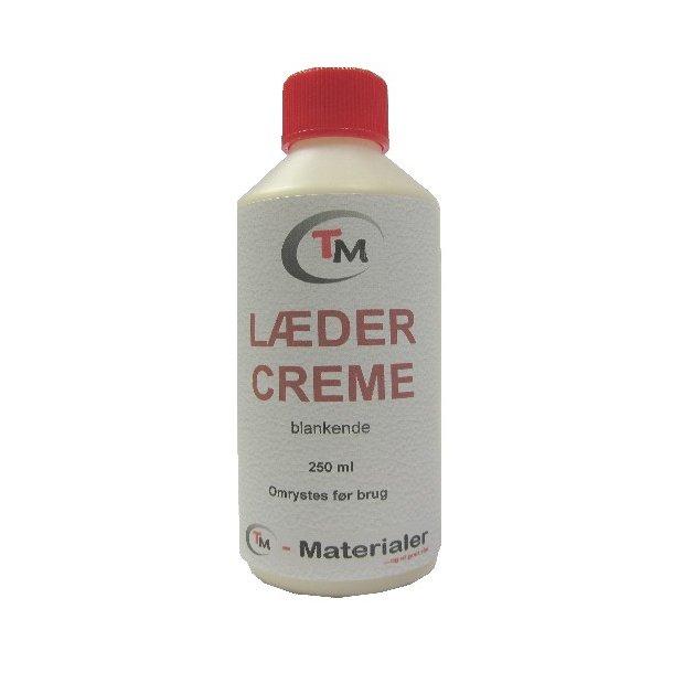 TM Lædercreme 250 ml. - blankende