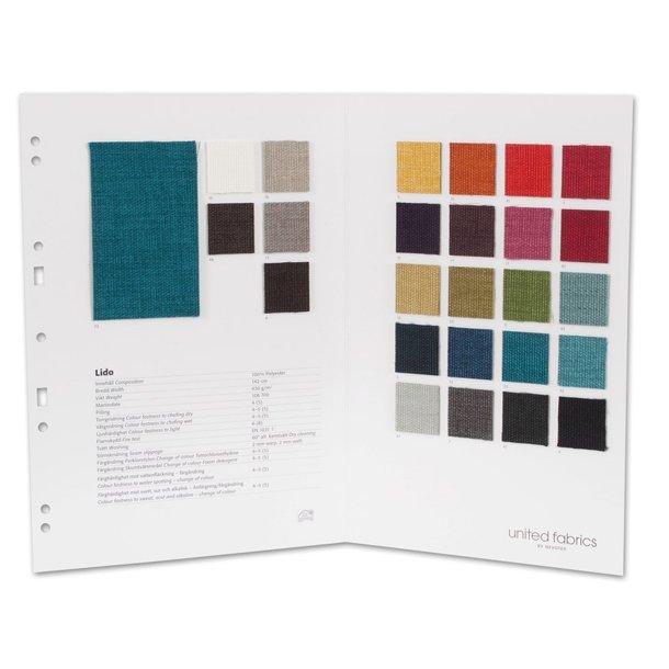 LIDO farvekort - 10 dages udlån