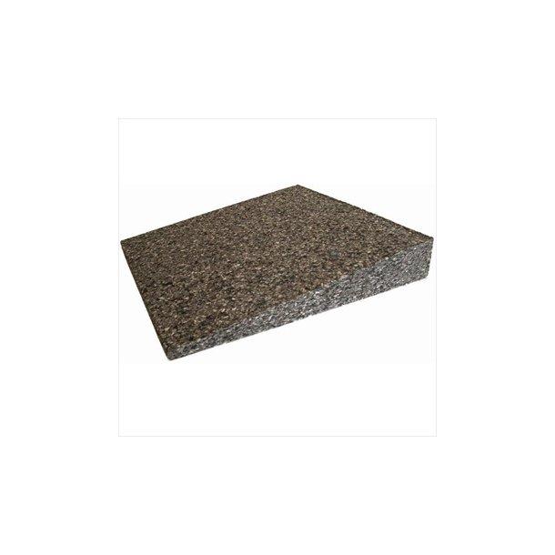 Skumkile i Bonded Foam 40x40x6,5 / 1 cm.